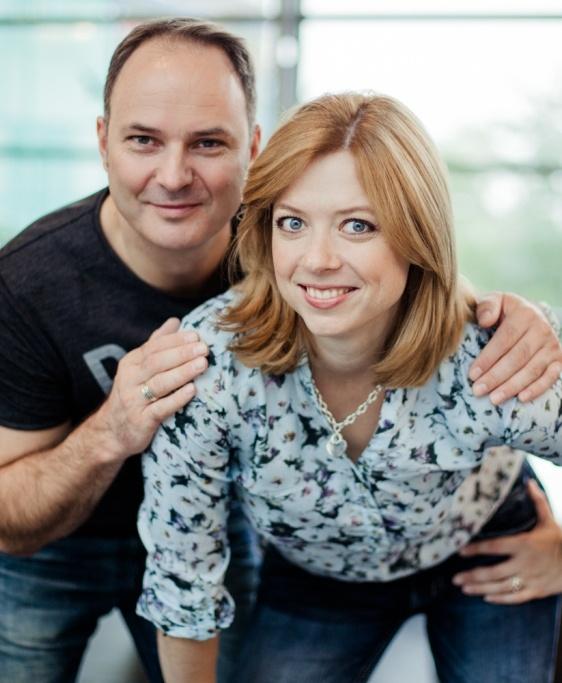 Gary und Romina Schell